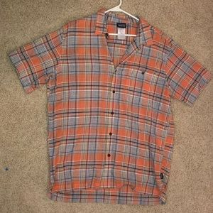 Short sleeve Patagonia button down